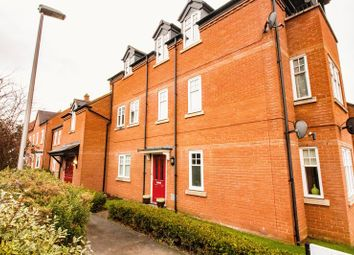 Thumbnail 2 bed flat for sale in Southland Drive, Bletchley, Milton Keynes