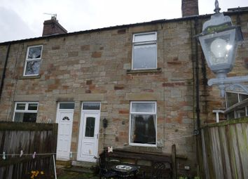 Thumbnail 2 bed terraced house for sale in Glebe View, Frosterley, Bishop Auckland