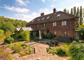 Thumbnail 6 bed detached house to rent in Teston Road, Offham, West Malling
