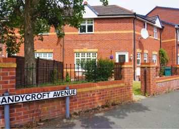 Thumbnail 3 bed terraced house for sale in Sandycroft Avenue, Manchester