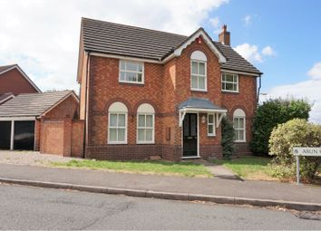 Thumbnail 4 bed detached house for sale in Arun Way, Sutton Coldfield