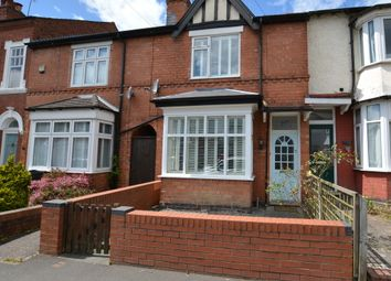 Thumbnail 4 bed terraced house for sale in Grosvenor Road, Harborne, Birmingham