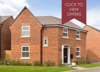 """Thumbnail 3 bed detached house for sale in """"Fairway"""" at Forest Road, Burton-On-Trent"""
