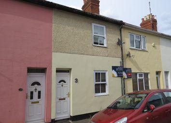 Thumbnail 2 bedroom terraced house for sale in Cross Street, Swindon