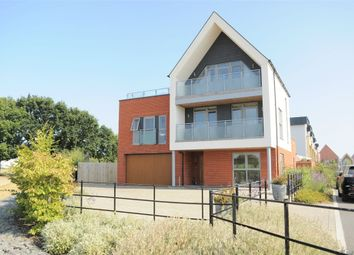 Thumbnail 5 bedroom detached house for sale in Joseph Clibbon Drive, Beaulieu Chase, Chelmsford, Essex