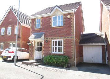 Thumbnail 3 bed detached house for sale in Ffordd Ger Y Llyn, Tircoed Forest Village, Swansea