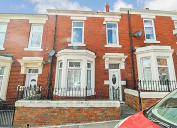 Thumbnail 3 bedroom terraced house for sale in Normount Road, Benwell, Newcastle Upon Tyne