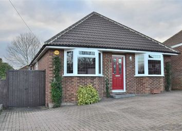 Thumbnail 4 bed detached bungalow for sale in Wheat Hill, Letchworth Garden City