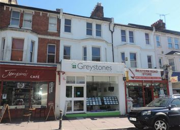 Thumbnail 2 bed maisonette to rent in Western Road, Bexhill-On-Sea, East Sussex