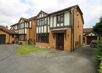 Thumbnail 3 bed detached house for sale in Norbreck Close, Great Sankey, Warrington