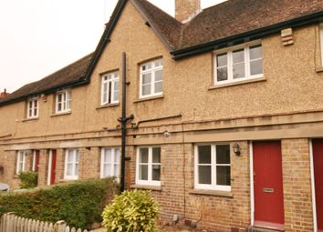 Thumbnail 2 bed terraced house to rent in Cobden Hill, Radlett