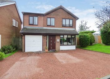 Thumbnail 5 bed detached house for sale in Bond Way, Cannock, Staffordshire