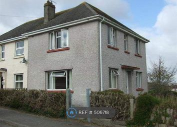 Thumbnail 4 bedroom semi-detached house to rent in Penarth Road, Falmouth