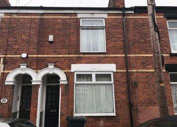 4 bed terraced house for sale in Haworth Street, Hull HU6