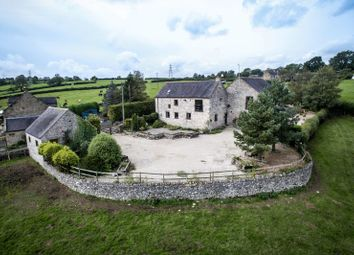 Thumbnail 4 bed barn conversion for sale in Overtown, Hognaston, Ashbourne