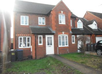 Thumbnail 3 bedroom town house to rent in Yeoman Way, Trowbridge