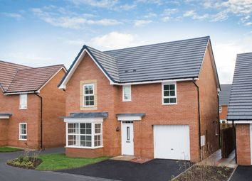 "Thumbnail 4 bedroom detached house for sale in ""Lincoln"" at Tenth Avenue, Morpeth"