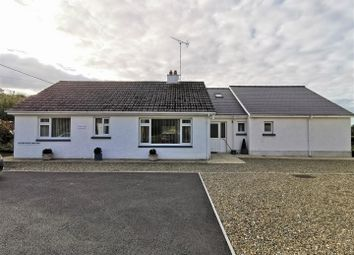 3 bed detached bungalow for sale in Awel Deg, Goat Street, Newport SA42