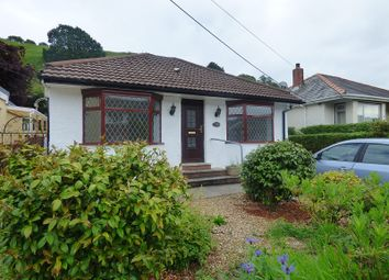 Thumbnail 3 bed detached bungalow for sale in Lletty Dafydd, Clyne, Neath.