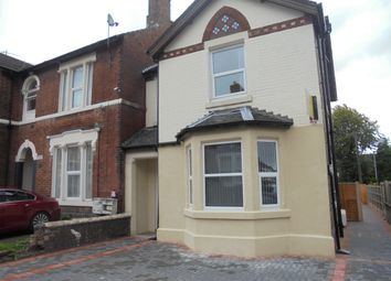 Thumbnail 1 bedroom detached house to rent in Gladstone Street, Basford, Stoke On Trent, Staffordshire