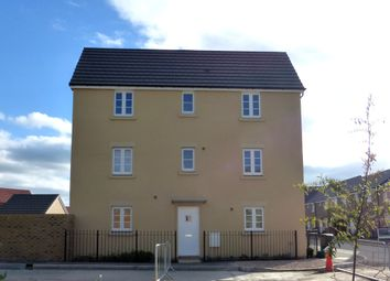 Thumbnail 4 bed town house for sale in Hawk Road, Yeovil