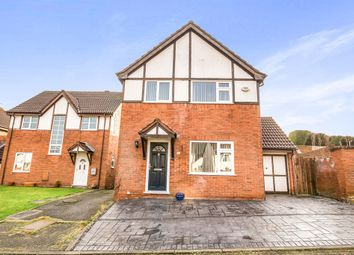 Thumbnail 3 bed detached house for sale in Carlton Close, Mickle Trafford, Chester