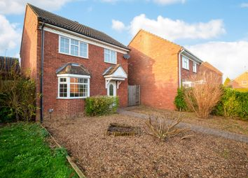 Thumbnail 3 bed detached house for sale in Pettis Walk, St. Ives, Huntingdon