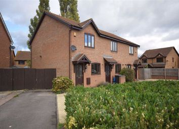 Thumbnail 2 bed end terrace house for sale in The Larches, Abbeymead, Gloucester