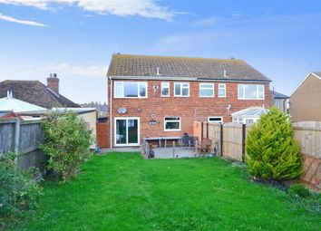 Thumbnail 3 bedroom semi-detached house for sale in Canterbury Road, Brooksend, Birchington, Kent