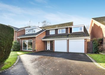 Thumbnail 5 bedroom detached house for sale in Ampton Road, Edgbaston, Birmingham