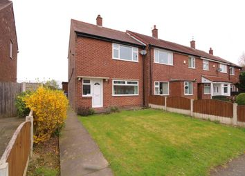 Thumbnail 2 bed terraced house for sale in Carrgate Road, Denton, Manchester