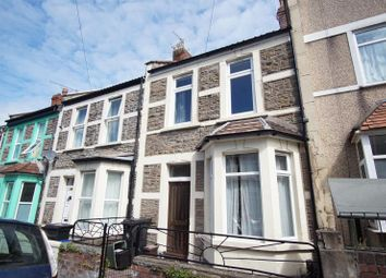Thumbnail 3 bedroom terraced house to rent in Tudor Road, Easton, Bristol