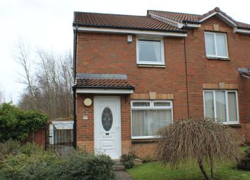 Thumbnail 2 bed semi-detached house for sale in Macfarlane Crescent, Glasgow