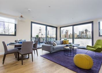 Thumbnail 3 bed flat for sale in Odessa Street, London