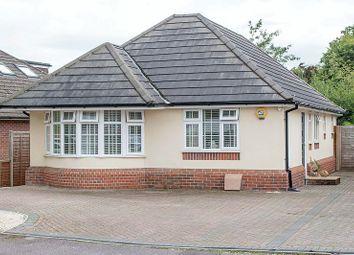 Thumbnail 2 bed detached bungalow for sale in Dene Way, Ashurst, Southampton