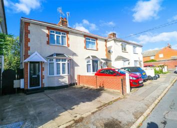 Thumbnail 2 bed semi-detached house for sale in Upper Park Road, Brightlingsea, Colchester, Essex