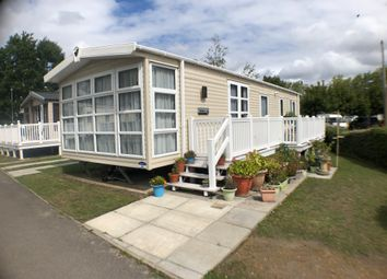 Thumbnail 3 bed mobile/park home for sale in Rockley Park, Poole