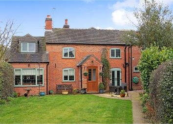 Thumbnail 4 bed detached house for sale in Dalbury Lees, Ashbourne