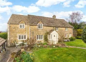 Nether Westcote, Chipping Norton, Oxfordshire OX7. 4 bed semi-detached house for sale