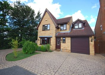 Thumbnail 5 bed detached house for sale in Blacksmith Close, Springfield, Chelmsford