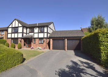 Thumbnail 4 bed detached house for sale in The Oaks, Up Hatherley, Cheltenham, Glos