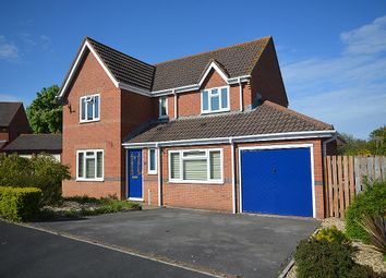 Thumbnail 4 bed detached house for sale in Miller Way, Exminster, Near Exeter