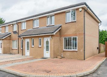 Thumbnail 3 bed end terrace house for sale in St Cuthbert Way, Hamilton
