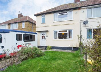 Thumbnail 3 bed semi-detached house for sale in Lydia Road, Walmer, Deal