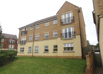 Thumbnail 2 bedroom flat to rent in Dunster Close, Rugby