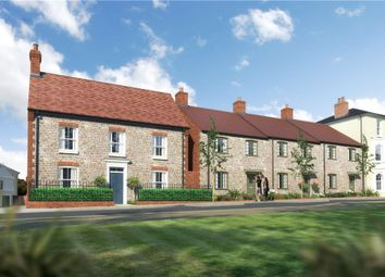 Thumbnail 3 bed end terrace house for sale in East Down Lane, Poundbury, Dorchester