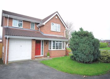 Thumbnail 4 bed detached house to rent in Bakewell Drive, Stone