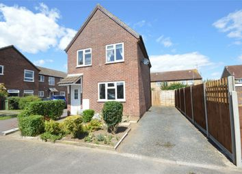 Thumbnail 3 bedroom detached house for sale in The Paddocks, Old Catton, Norwich
