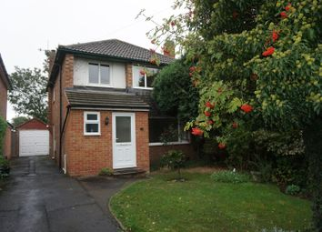 Thumbnail 3 bed detached house for sale in Spa Drive, Leicester