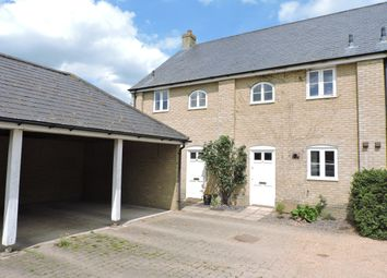 Thumbnail 3 bedroom terraced house to rent in Thomas Mews, Soham, Cambridgeshire